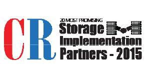 20 Most Promising Enterprise Storage Companies - 2015