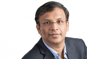 Srinivasan CR, Sr. Vice President Global Product Management & Data Centre Services, Tata Communications